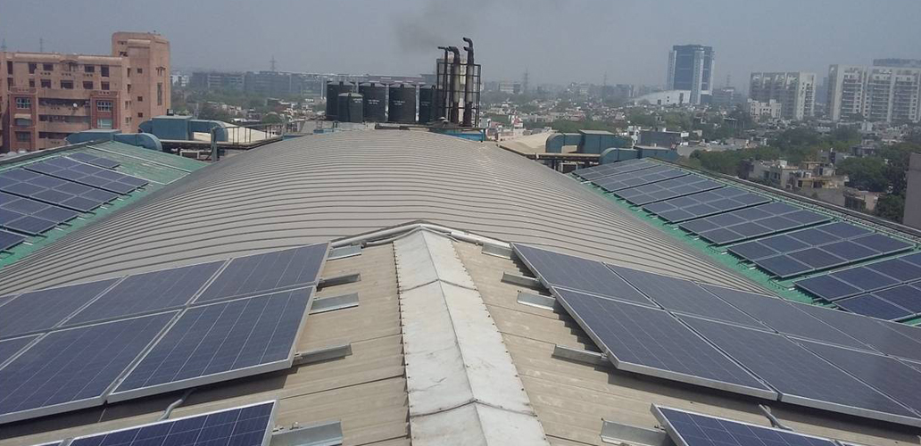 National Water & Electricity Company Ltd. – 250 KW Rooftop Grid Connected Solar Plant